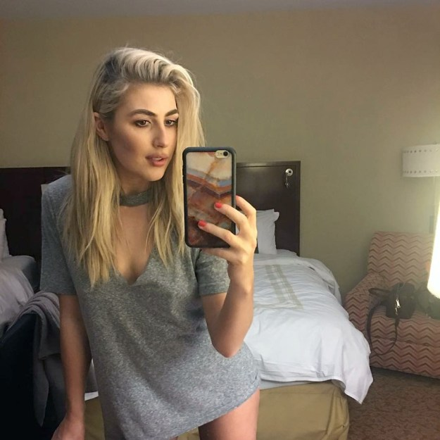 Dancing with the Stars professional Emma Slater nude photos leaked from iCloud by The Fappening 2017