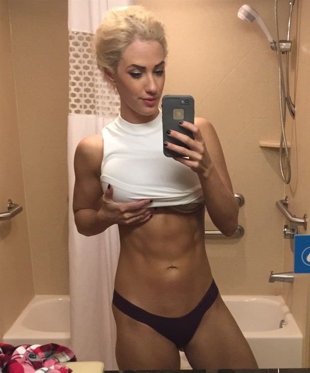 1st Phorm Elite trainer Jenna Fail nude photos leaked from hacked iCloud by The Fappening 2018