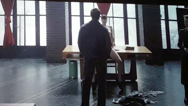 Oscar winning star Jennifer Lawrence nude scenes from Red Sparrow