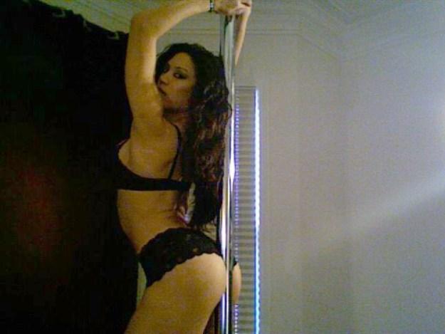 WWE Diva Melina Perez Nude Photos Leaked