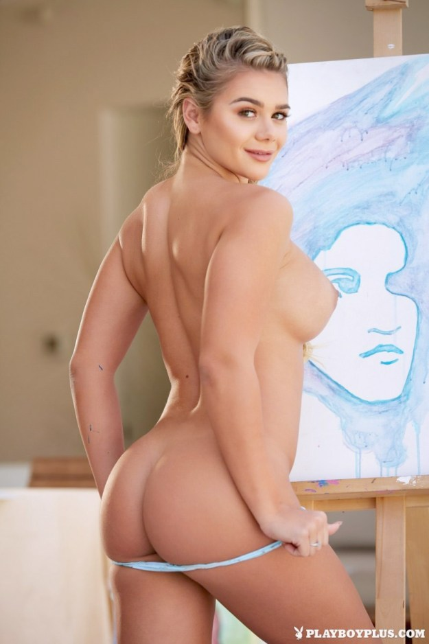 Tahlia Paris Nude Playboy Photos the Fappening