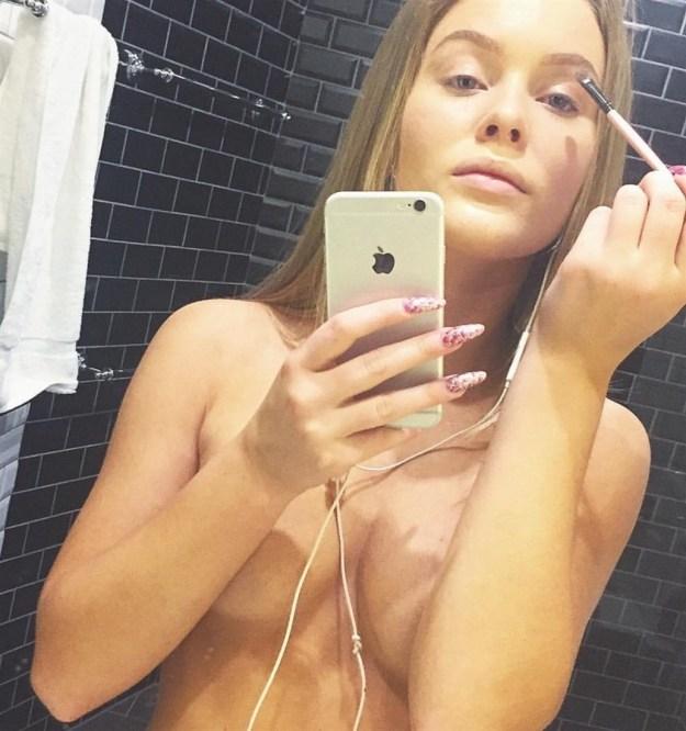 Zara Larsson Nude Leaked Selfies The Fappening 2018