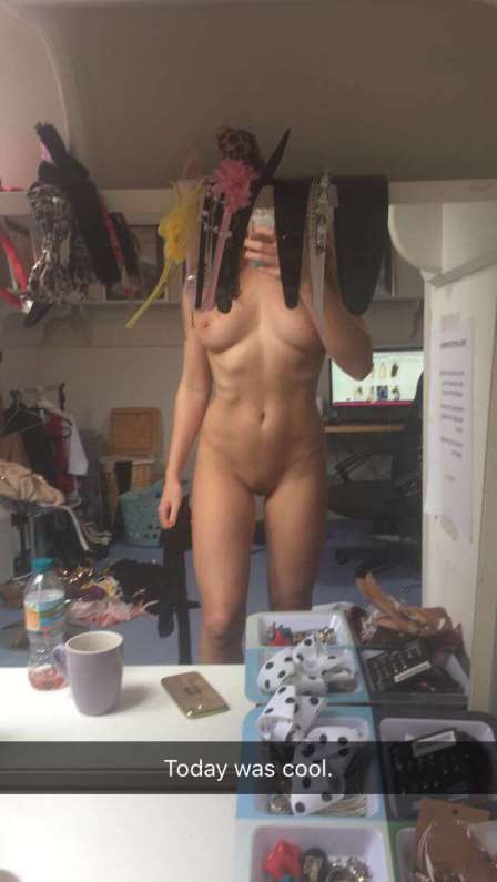 Rosa Brighid Nude SnapChat Photos Leaked The Fappening