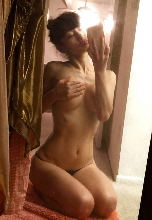 Bai Ling nude photos leaked from iCloud The Fappening 2019