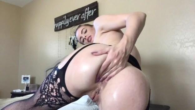Allison Parker leaked anal masturbation webcam video The Fappening