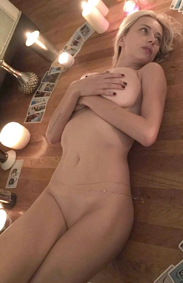 Model Caroline Vreeland leaked nude photos The Fappening