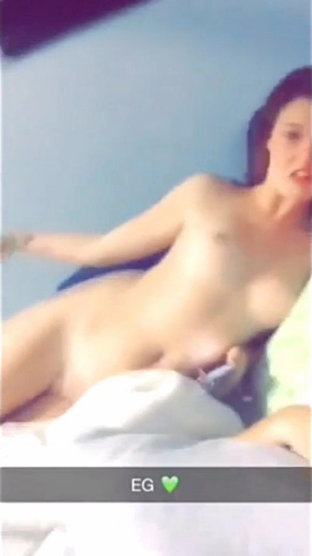 Erin Gilfoy nude SnapChat video leaked
