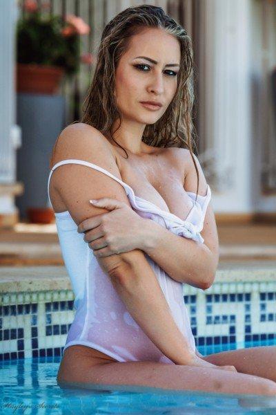 HayleysSecrets – Candice Collyer – Wet Right Through