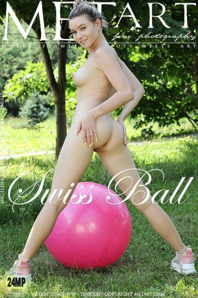 MetArt – Angelina Ash – Swiss Ball