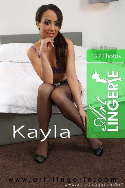 Art-Lingerie – Kayla Photo Set 9001