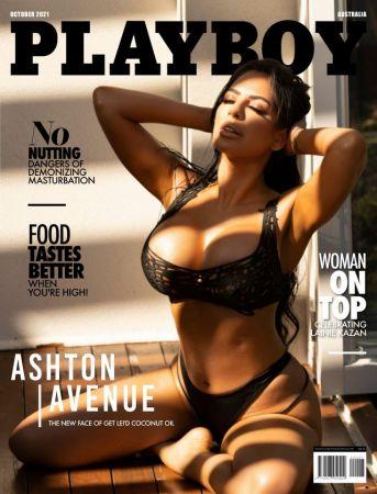 Playboy Australia - October 2021