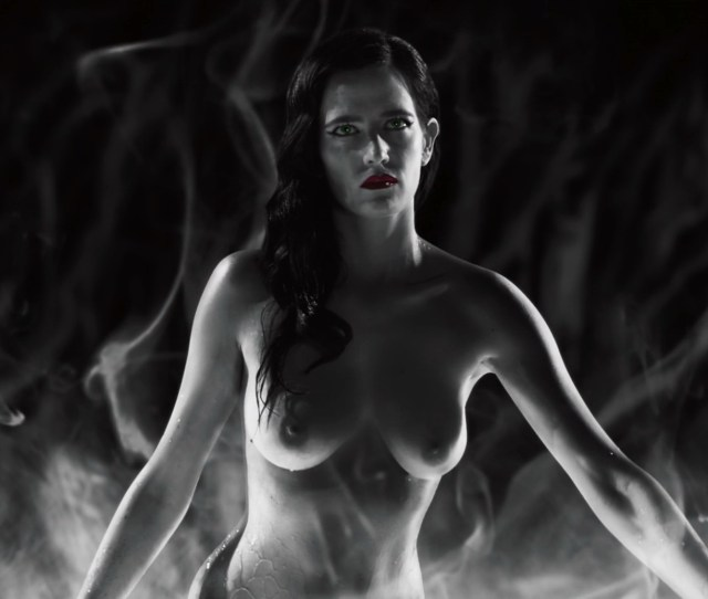 Eva Green Sin City A Dame To Kill For P