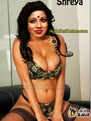 Shreya Ghoshal Nude