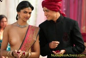 bollywood actress nude Deepika Padukone