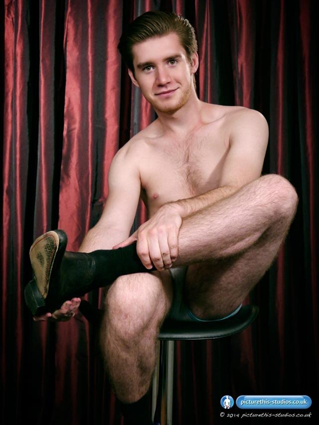Jeff Bishop  Straight Boy Hot Furry Asshole  Gay Porn