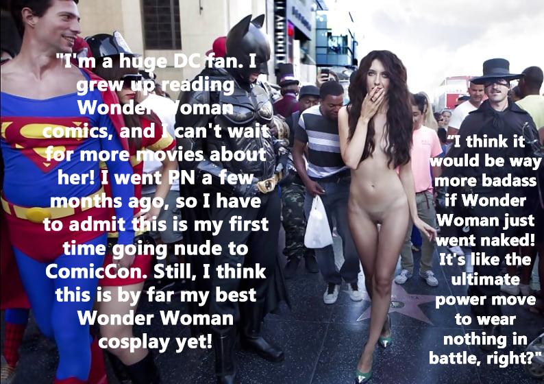 Naked cosplay cosplay nude