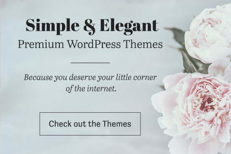 Nudge Themes - Simple & Elegant