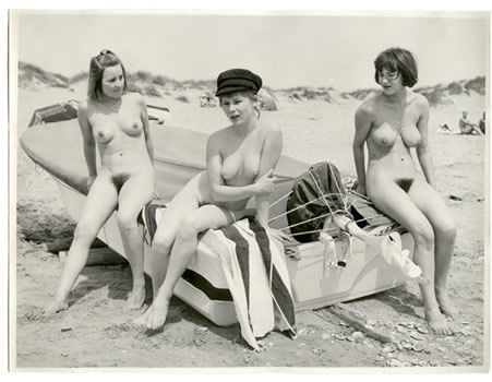 retro nudist achives