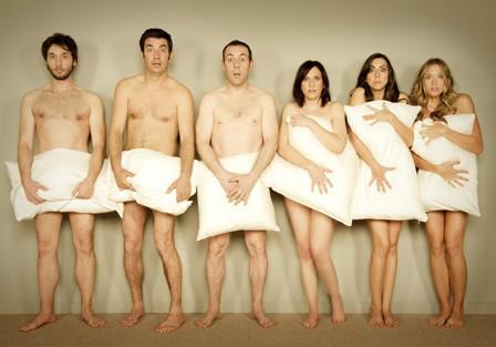 Vergüenza o miedo al nudismo