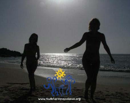 Nudistas Venezolanas