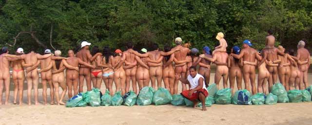 Día Mundial de las Playas en Nudistas Venezolanos