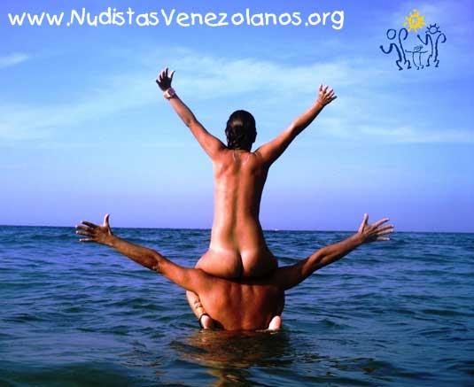 """""""Así fue mi primer día nudista"""" en una playa venezolana"""