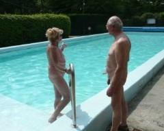 Swimming pool at Fiveacres