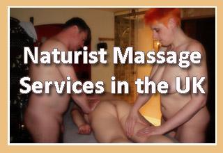 Naturist massages in UK