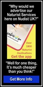 Naturist App for phone