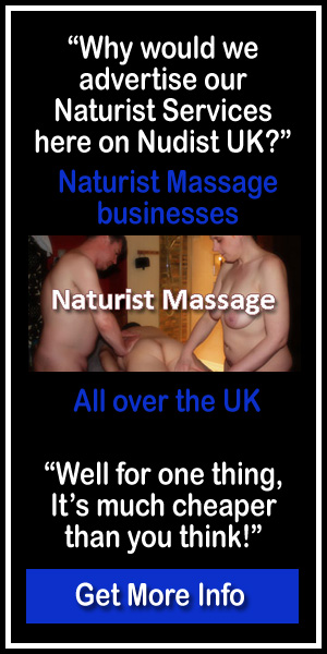 Naturist massage in Doncaster