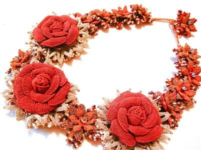 Colla Rosas de Seda 2