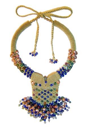 Collar Lapizlazuli