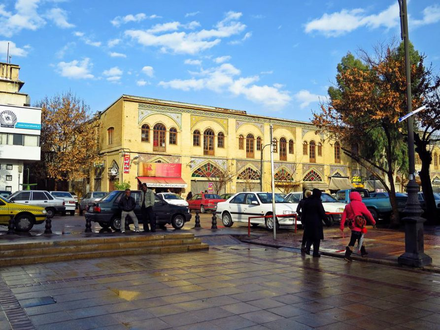 Schiras, Iran