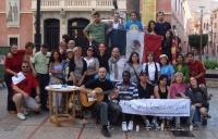 Por un México en paz, Valencia