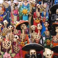 Día de Muertos en Amsterdam.