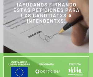 Ayudanos a comprometer a lxs candidatxs en acciones de transparencia y participación ciudadana