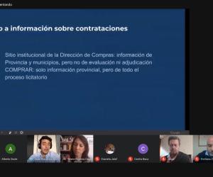 Se presentó el informe sobre Compras Públicas en Estado de Emergencia en Mendoza