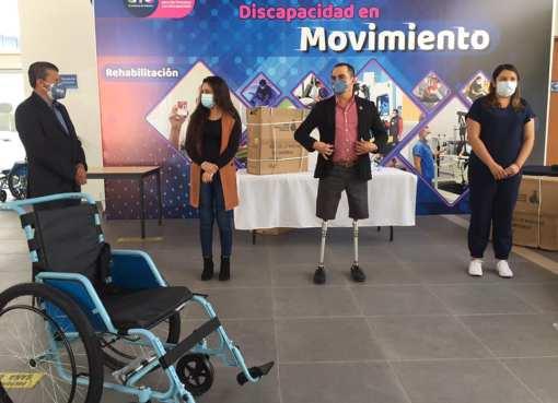 Cerca del 50% de la población con discapacidad la adquirió en accidentes :INGUDIS