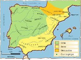 Edad Antigua en La península Ibérica (1/6)
