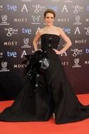Silvia Abascal, Stephane Rolland Haute Couture.