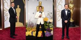 Brad Pitt, Matthew McConaughey y Leonardo Dicaprio