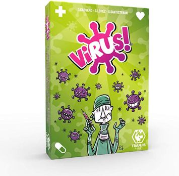 virus tranjis games