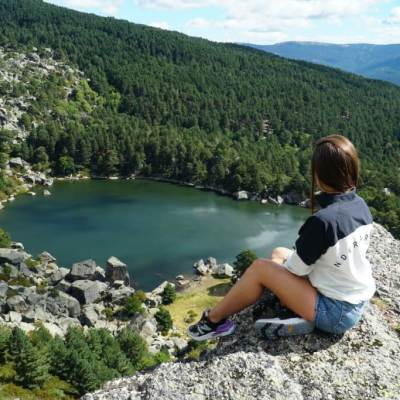 Laguna Negra y alrededores
