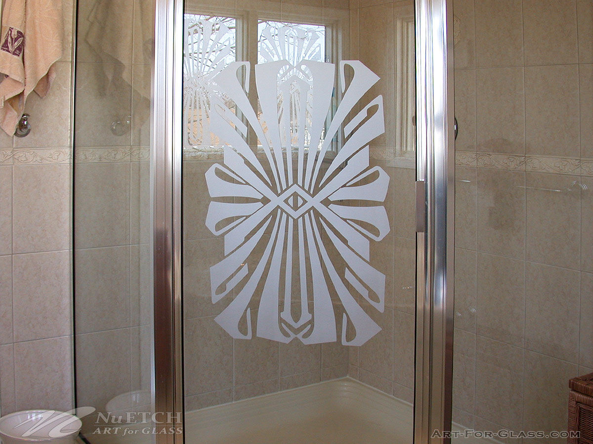 Decorating  Privacy Solutions For Bathroom Glass