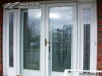 Decorating and Privacy Solutions for Glass Front Doors and ...