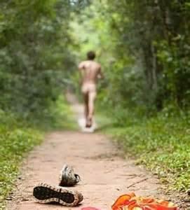 Mon jogging matinal naturiste. Oser, prendre du plaisir et partager.