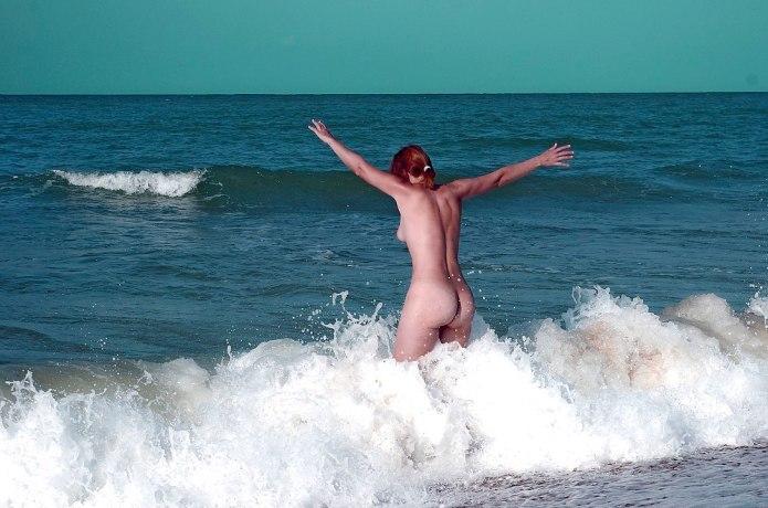 Les quatre saisons du naturisme – l'été