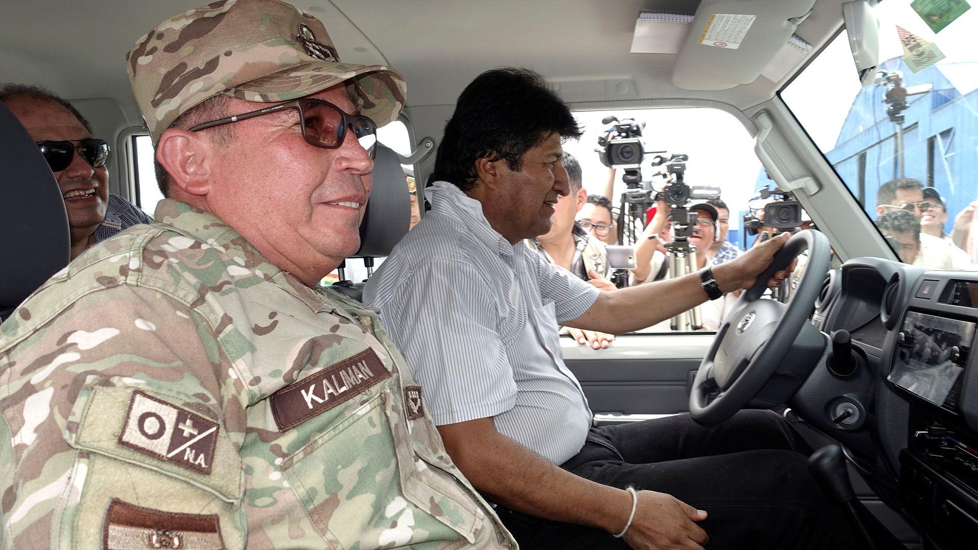 Golpe de Estado en Bolivia: se concretó la renuncia de Evo Morales