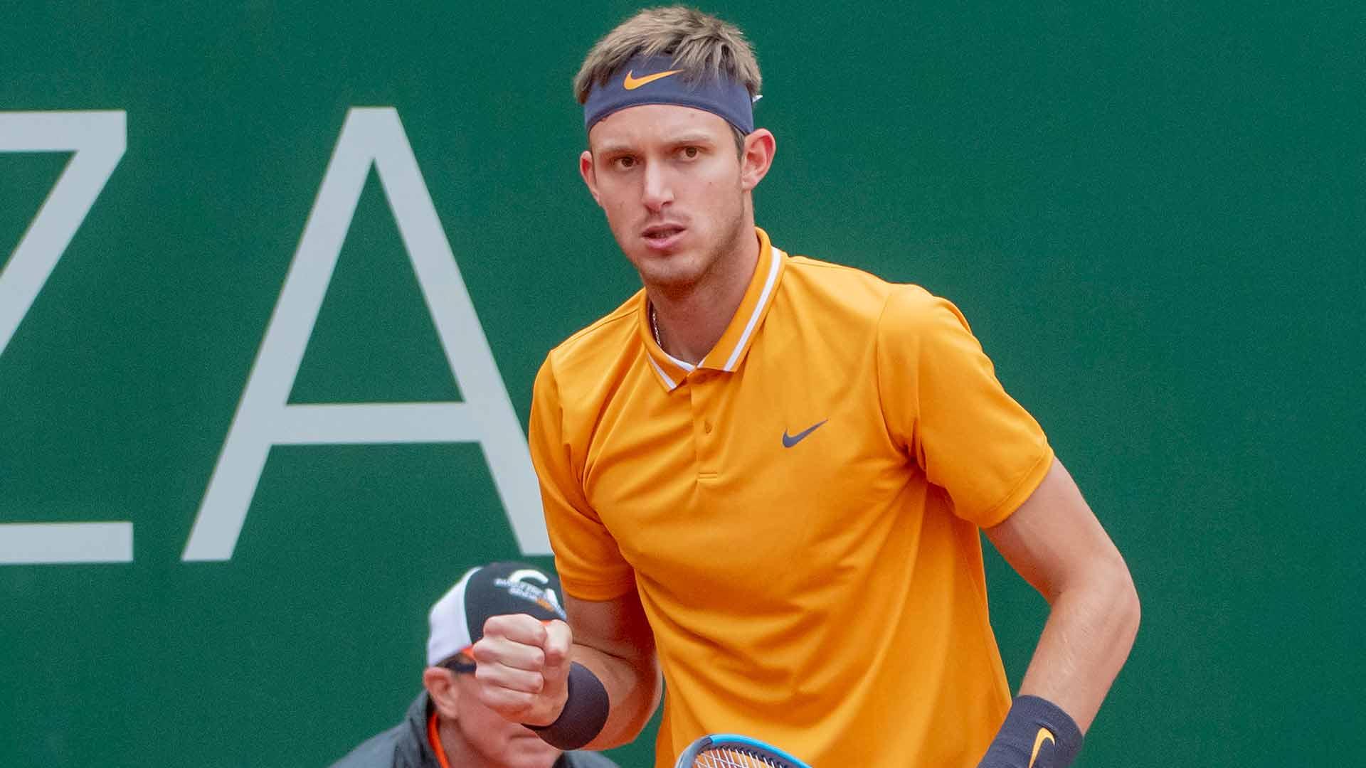 Nicolás Jarry fue suspendido provisionalmente por doping positivo en la Copa Davis 2019