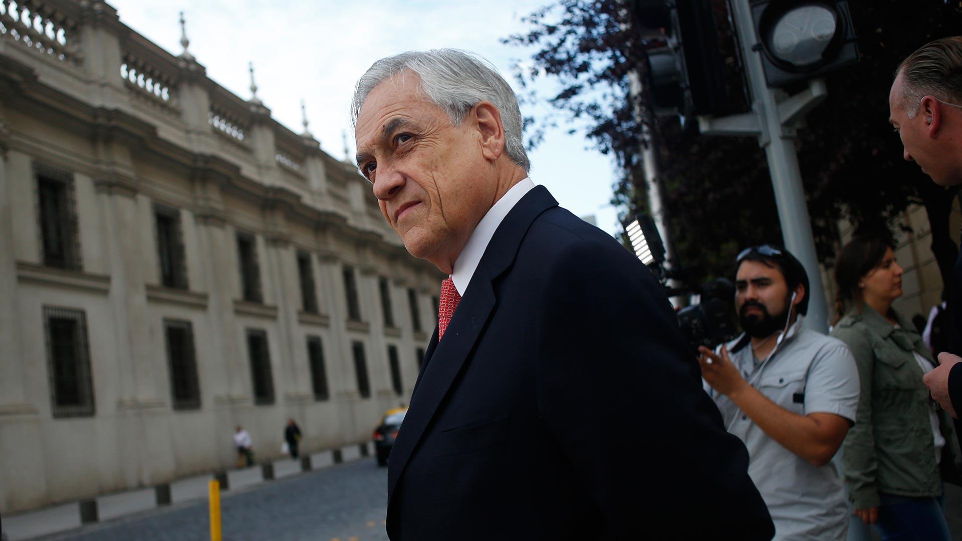 Chile sigue sumando contagios de coronavirus y la oposición denuncia a Sebastián Piñera
